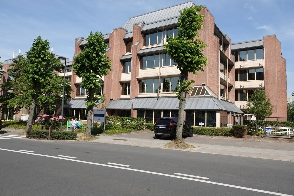 Pleiades gebouw voorzijde 2