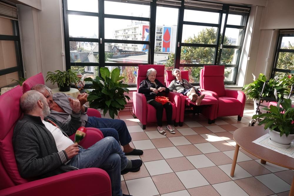 Borsbeekhof salon 4