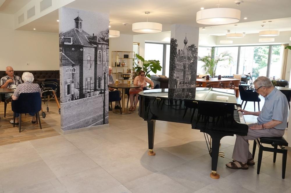 De Groene Boog Grand Café 21
