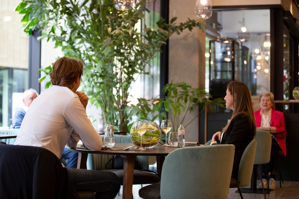 Ursulinenhof Brasserie 40