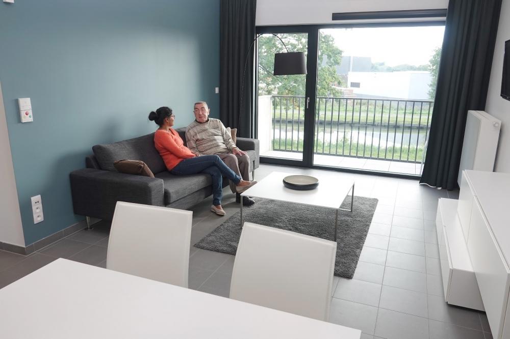 Sint-Lenaertshof flat  1