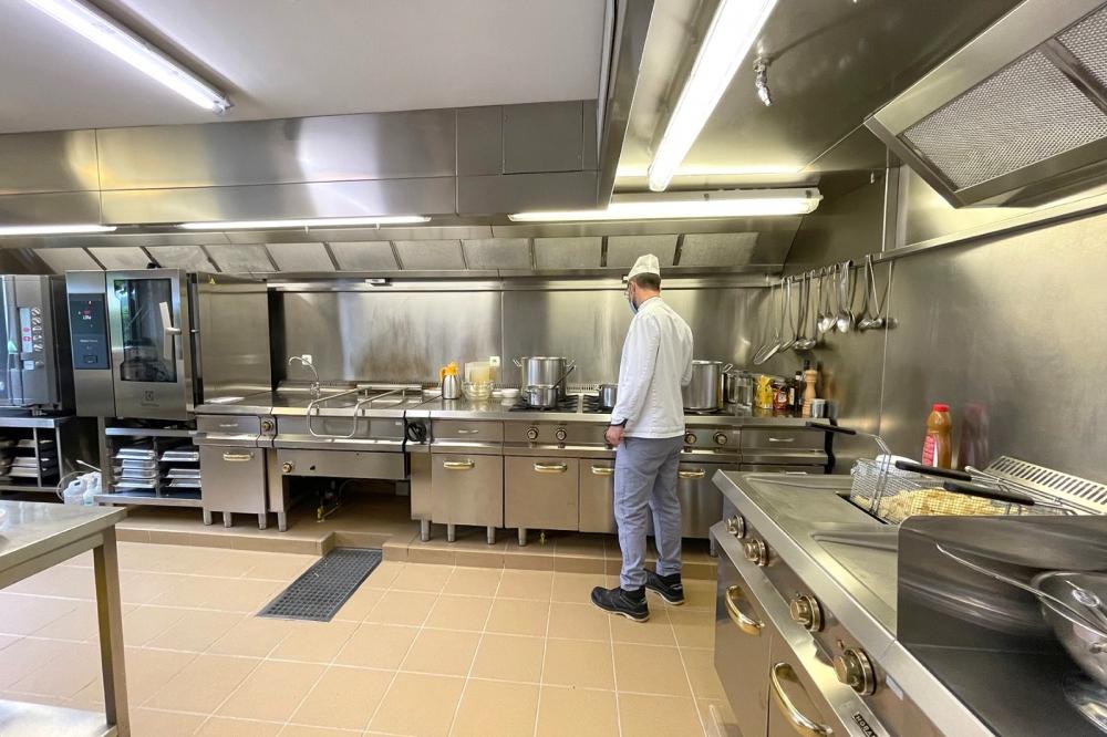 Rés de Plateau keuken 02