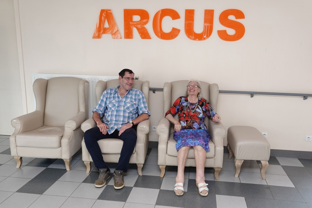 Arcus onthaal 1