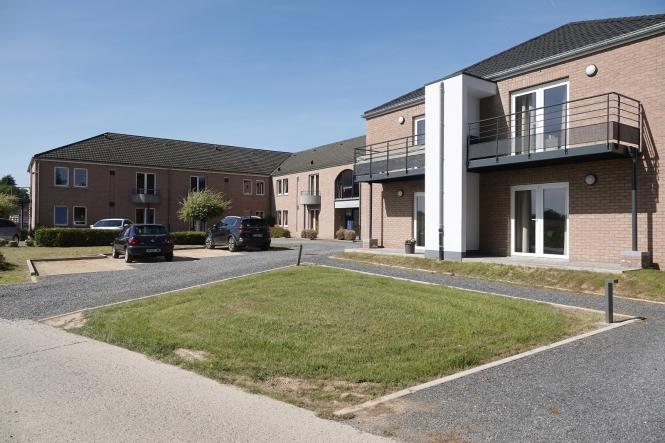 Ry du Chevreuil gebouw 2