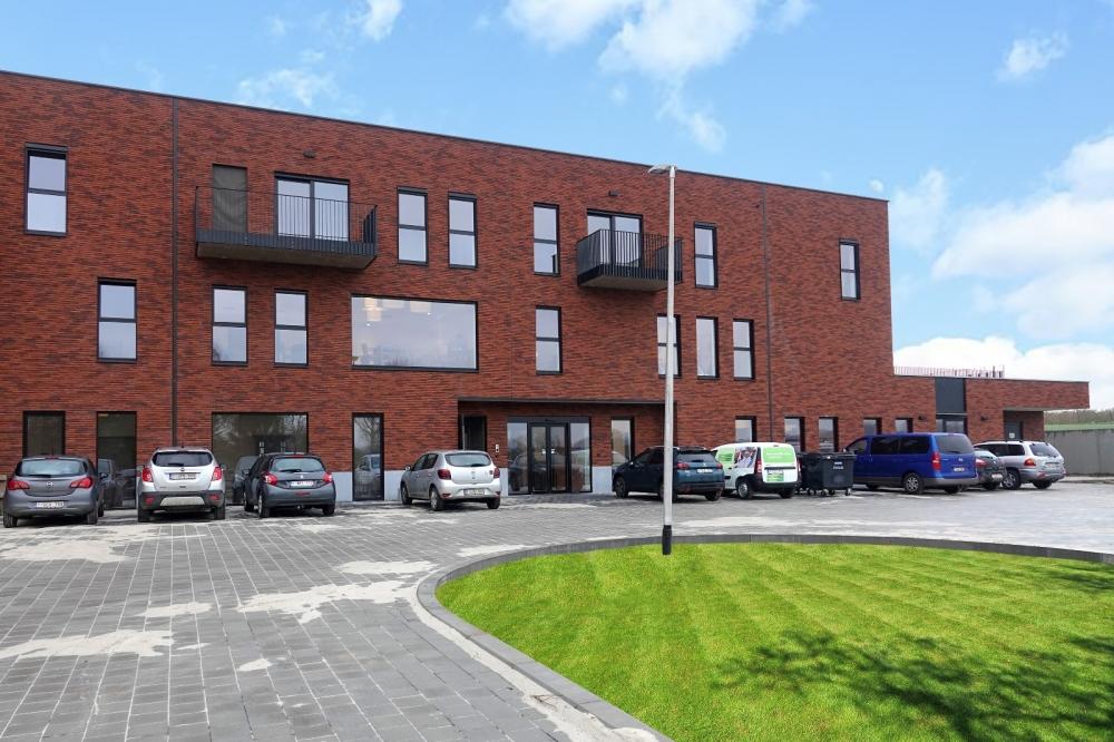 Berkenhof gebouw 6 retouche