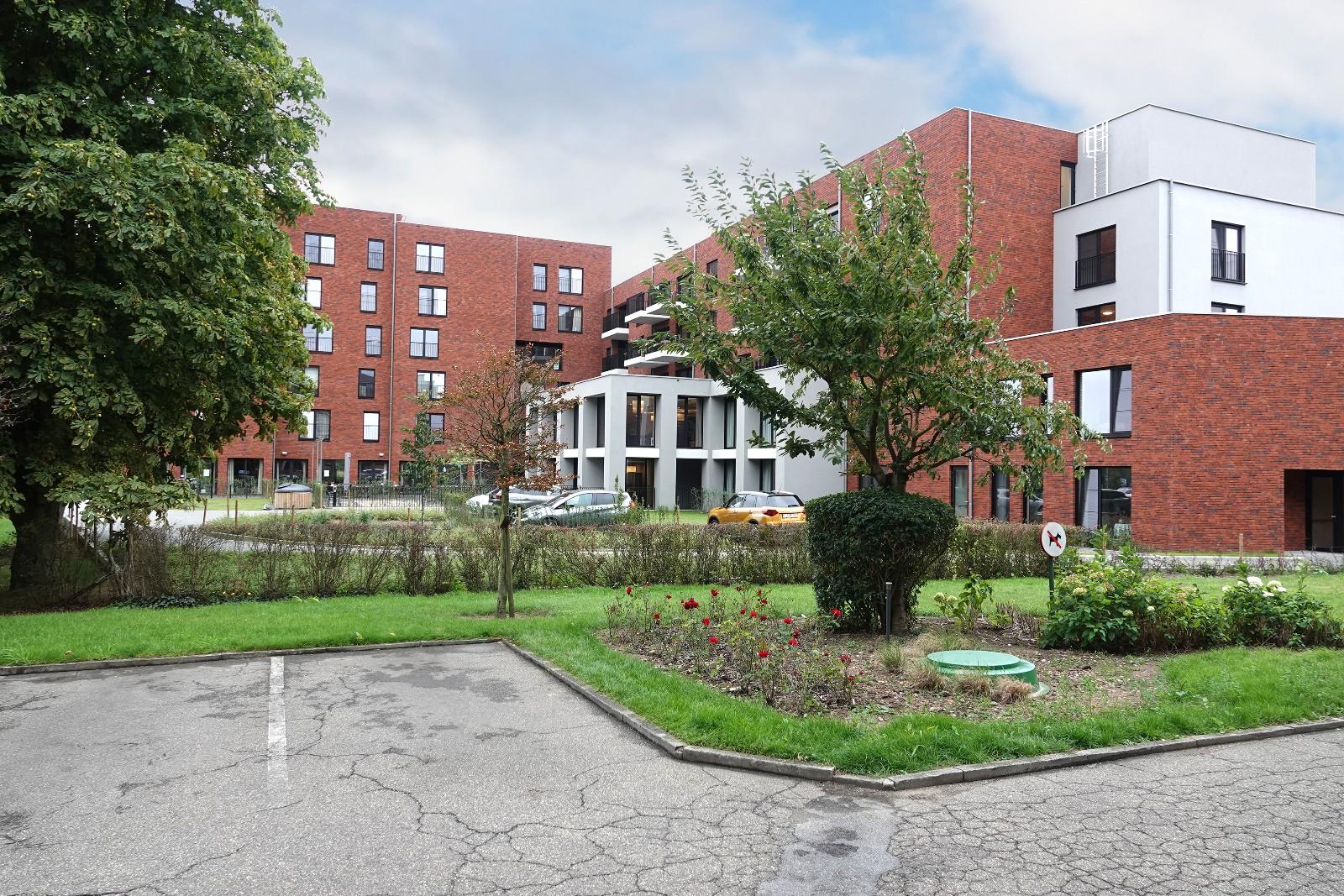 Frederickxhof gebouw 05