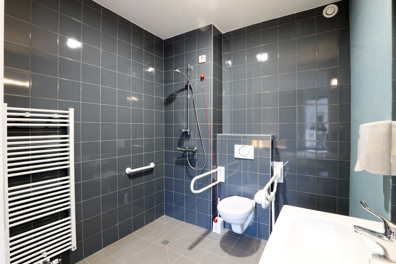 RVK Zorgflat badkamer