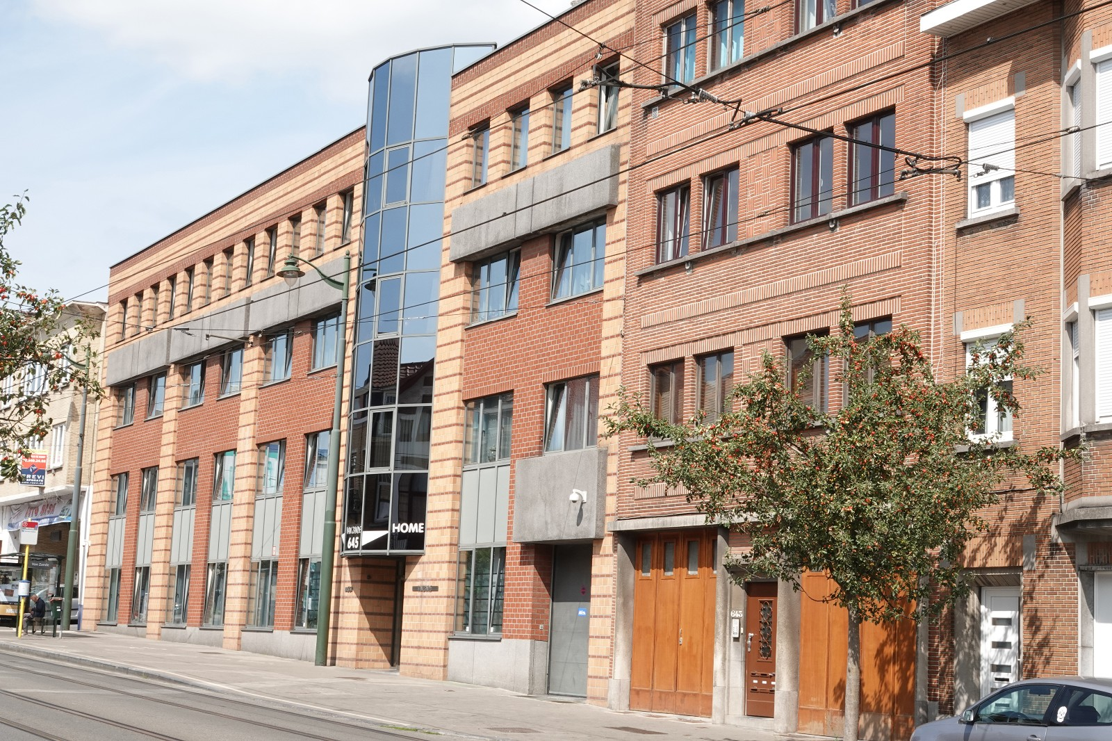 Van Zande gebouw 1