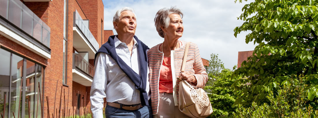 Les résidences-services de Senior Living Group