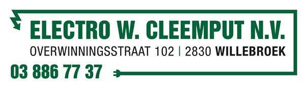 Electro W. Cleemput